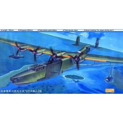 KAWANISHI H-6K Type 97 -1/144- Trumpeter 01322