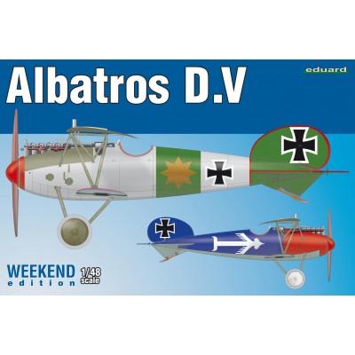 ALBATROS D.V -1/48- Eduard 8408