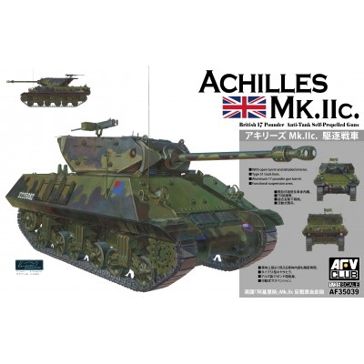 DESTRUCTO DE CARROS ACHILLES MK-IIc -1/35- AFV Club AF35039