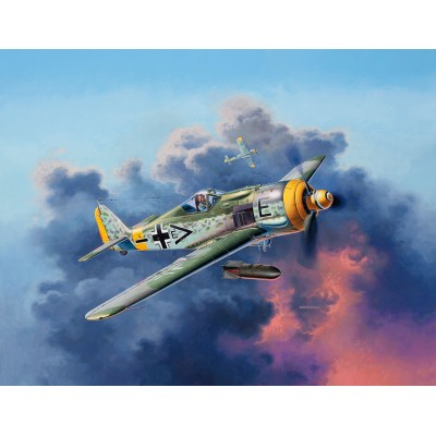 FOCKE WULF Fw-190 F8 -1/72- Revell 03898