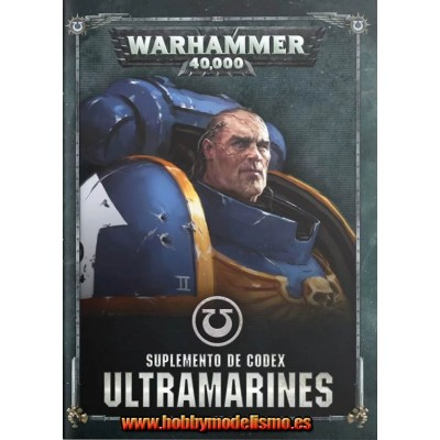 CODEX ULTRAMARINES ESPAÑOL - GAMES WORKSHOP 55-02-03