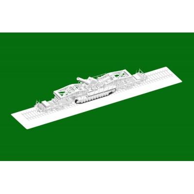 MORTERO KARL - Geraet 040/041 & VAGONES DE TRANSPORTE -1/72- Hobby Boss 82961