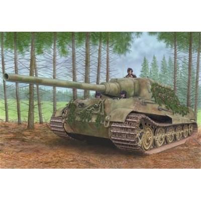 CAZA CARROS Sd.Kfz. 186 JAGDTIGER (Henchel) -1/72- Dragon 7563