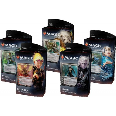 MAGIC THE GATHERING MAZO COLECCION BASICA 2020