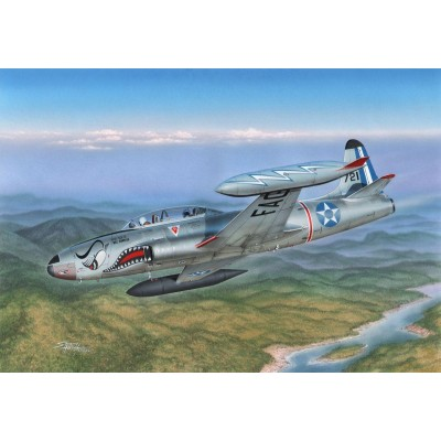 LOCKHEED T-33 SHOOTING STAR (JAPON) -1/32- Special Hobby SH32066
