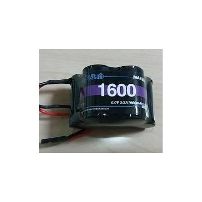 PACK RECEPTOR NMH 6V 1600MAH PIRAMIDE