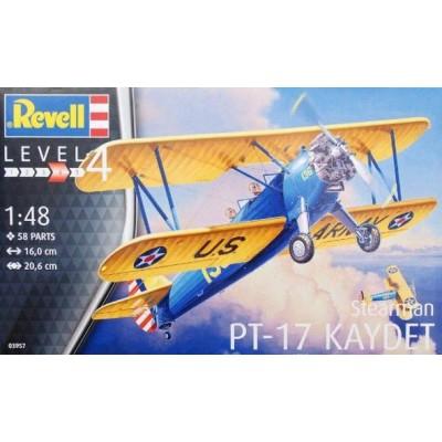 STEARMAN PT-17 KAYDET -1/48- Revell 03957