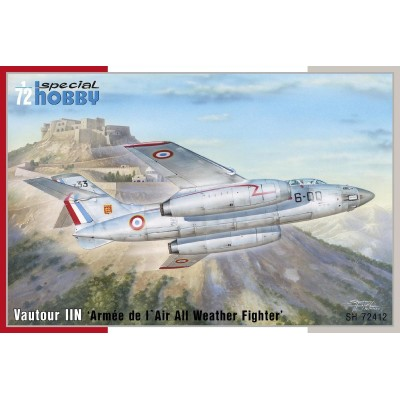 SUD AVIATION (S.O. 4050) VAUTOUR II -1/72- Special Hobby SH72412
