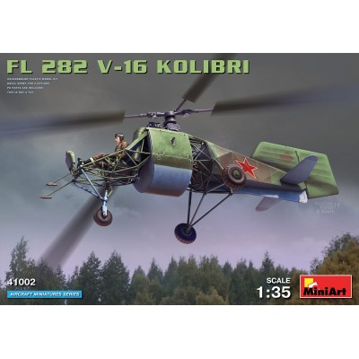 FLETTNER FL-282 V-16 KOLIBRI -1/35- MiniArt 41002