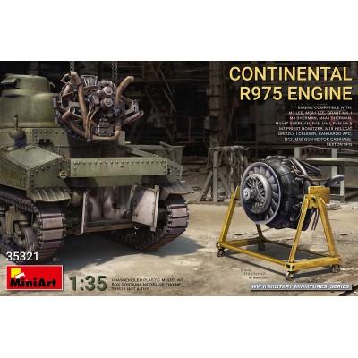 MOTOR CONTINENTAR R975 -1/35- MiniArt Models 35321