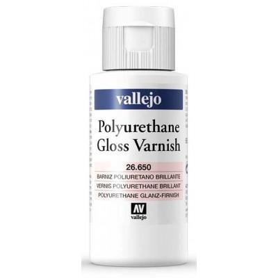 BARNIZ BRILLANTE POLIURETANO (60 ml) - Acrilicos Vallejo 26650