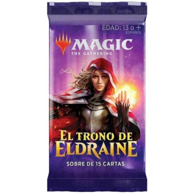 SOBRE MAGIC EL TRONO DE ELDRAINE (15 CARTAS)