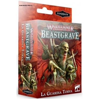 BEASTGRAVE LA GUARDIA TORVA - GAMES WORKSHOP 110-63-03