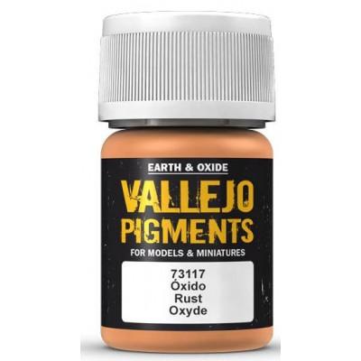 PIGMENTO OXIDO CLARO (30 ml) - Acrilicos Vallejo 73117