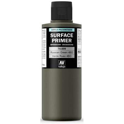SURFACE PRIMER: VERDE RUSO 4BO (200 ml) VALLEJO 74609