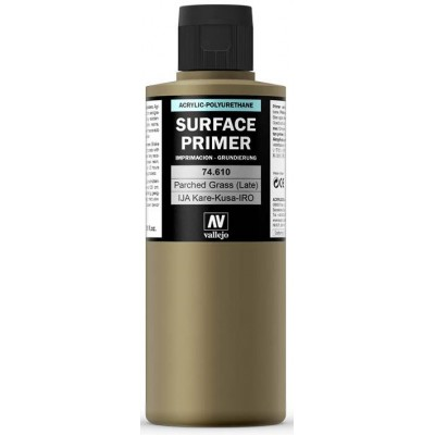 SURFACE PRIMER: HIERBA RESECA (200 ml) IJA KARE-KUSA-IRO - Acrylicos Vallejo 74610