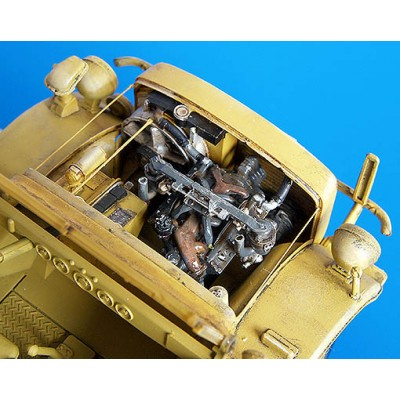 MOTOR HORCH 1A -1/35- Plus Model 201