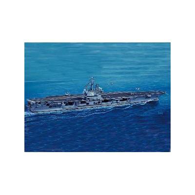 PORTAAVIONES U.S.S. RONALD REAGAN CV-76 - ESCALA 1/720 - ITALERI 5533