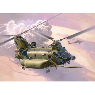 MH-47 CHINOOK ESCALA 1/72 - REVELL 03876
