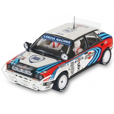 LANCIA DELTA INTEGRALE RALLY SAFARI - SCALEXTRIC - U10246S300