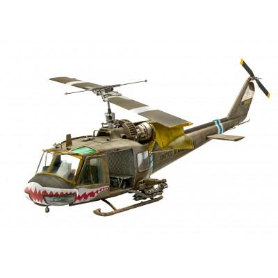 BELL UH-1C - ESCALA 1/32 - REVELL 04960