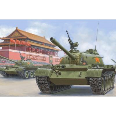 CARRO DE COMBATE Type 59 (Early) -1/35- Hobby Boss 84539