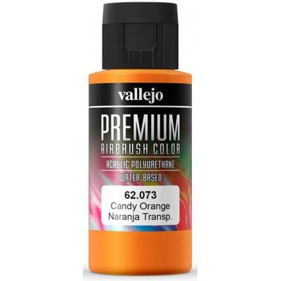 PREMIUN RC: NARANJA CANDY (60 ml)