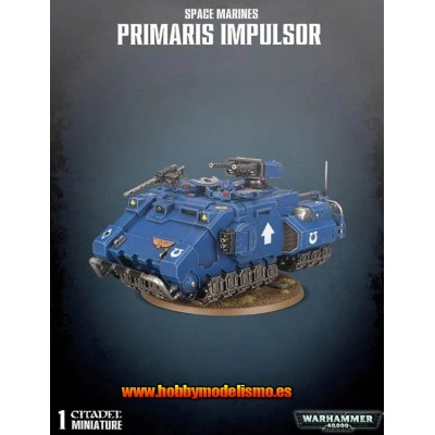 SPACE MARINES PRIMARIS IMPULSOR GAMES WORKSHOP 48-94