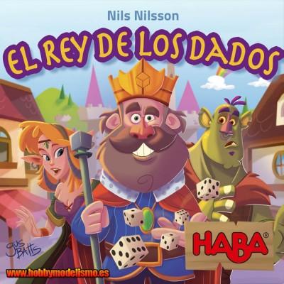 EL REY DE LOS DADOS - HABA 303804