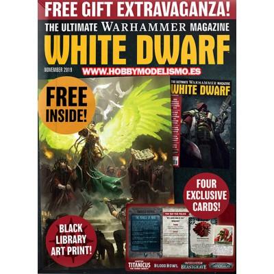 REVISTA WHITE DWARF NOVIEMBRE 2019 EN INGLES