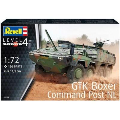 GTK BOXER COMMAND POST NL - escala 1/72 - REVELL 03283
