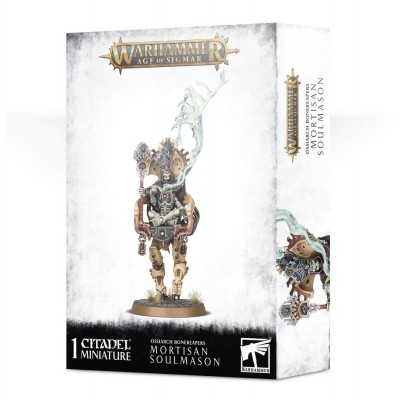 OSSIARCH BONEREAPERS MORTISAN SOULMASON - GAMES WORKSHOP 94-24