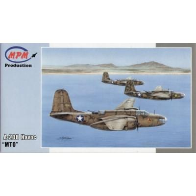 DOUGLAS A-20 B HAVOC (Mediterraneo) -1/72- MPM 72557