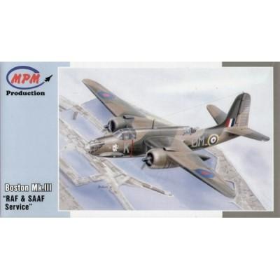 DOUGLAS BOSTON Mk-III (RAF & SAAF) -1/72- MPM 72559