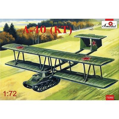 ANTONOV A-40 (KT) -1/72- AMODEL 72202