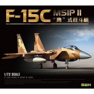 McDONNELL DOUGLAS F-15 C EAGLE (MISP II) -1/72- Great Wall Hobby L7205
