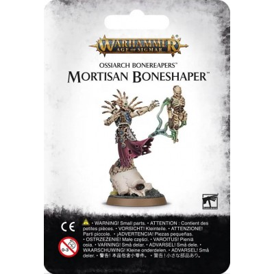 OSSIARCH BONEREAPERS MORTISAN BONESHAPER - GAMES WORKSHOP 94-22