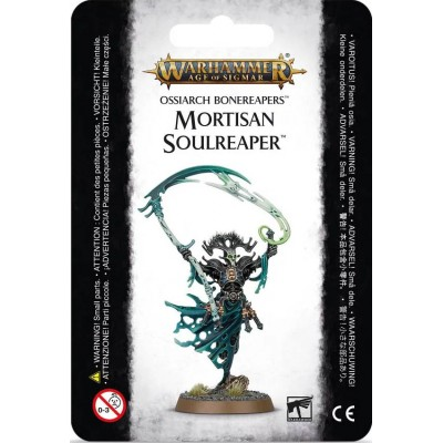 OSSIARCH BONEREAPERS MORTISAN SOULREAPER - GAMES WORKSHOP 94-21