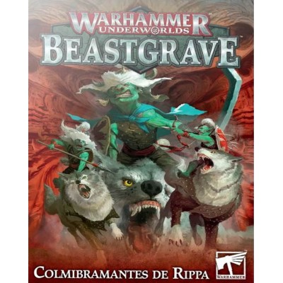 BEASTGRAVE COLMIBRAMANTES DE RIPPA - GAMES WORKSHOP 110-64-03