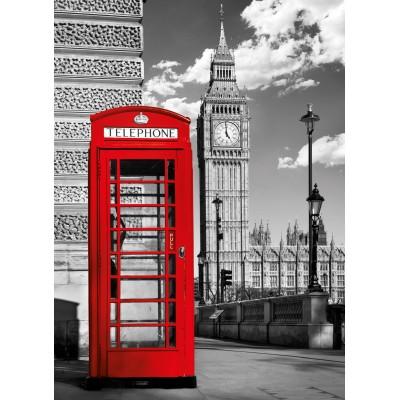 PUZZLE 1000 Pzs PLATINIUM LONDON - Clementoni 39397