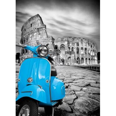 PUZZLE 1000 Pzs PLATINIUM COLISEO, ROMA - Clememtoni 39399