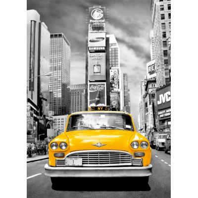 PUZZLE 1000 Pzs PLATINIUM NEW YORK TAXI - Clememtoni 39398