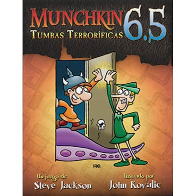 MUNCHKIN 6.5: TUMBAS TERRORIFICAS