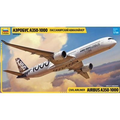 AIRBUS A350-1000 -1/144- Zvezda 7020