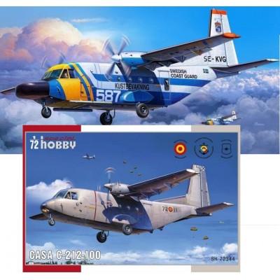 CASA C-212 ASW/MARITIME Y CASA C-212-100