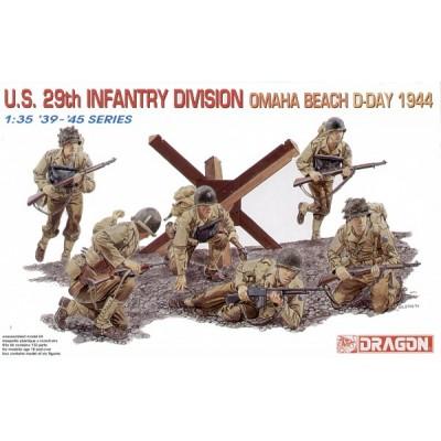 INFANTERIA U.S. (Division 29, OMAHA BEACH)