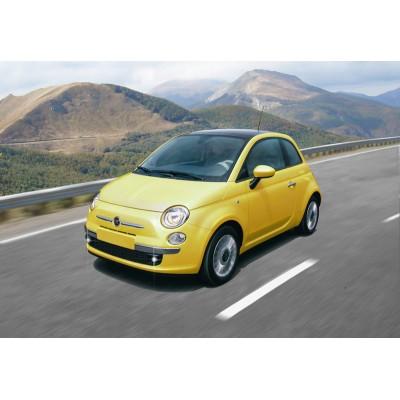 FIAT 500 (2007) -1/24- Italeri 3647