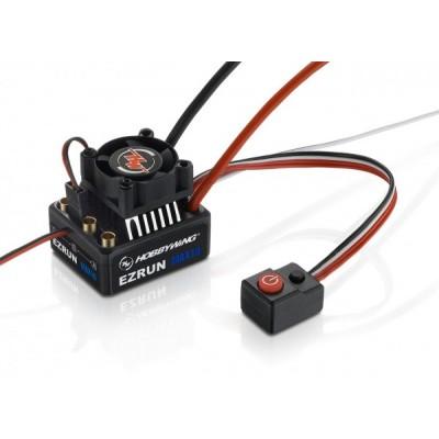 Ezrun MAX10 ESC Sensorless 60 Amp, 2-3s LiPo, BEC 6A HOBBYWING 30102602