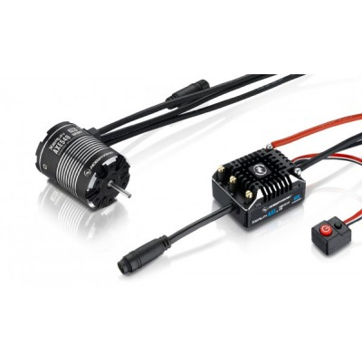 Xerun Axe540 FOC Combo para Rock Crawler 1800kV HOBYWING 38020252