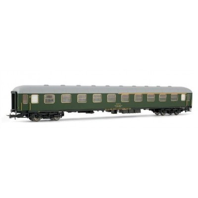COCHE RENFE 8000 1ª-2ª VERDE - ESCALA H0 - ELECTROTREN 18037